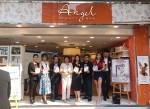 스케덤이 홍콩 H&B 스토어 엔젤 뷰티바 입점기념 론칭 이벤트를 성황리에 종료했다