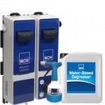 NCH's degreaser program includes Degreasing products, Dilution equipment and Application equipment