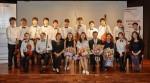 비바챔버앙상블이 세종솔로이스츠와 23일 마스터클래스를 개최했다. 사진은 비바챔버앙상블 단원과 세종솔로이스츠 단원