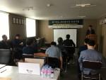 경남 합천군 합천시장이 '특화 시장'으로 탈바꿈하기 위한 첫 삽인 착수보고회를 9월 15일 합천시장 상인회 사무실에서 개최하였다.