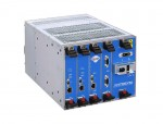 Artesyn Embedded Technologies가 ControlSafe Compact Carborne Platform을 발표했다