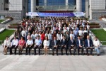 중국 황회대학이 동명대 3학년으로 2년 뒤인 2019년 2학기에 편입해 졸업시 두 대학의 학사 학위를 모두 받을 예정인 신입생 120명의 입학식을 11일 현지에서 가졌다