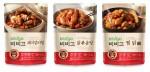 CJ제일제당은 6일 전자레인지 조리만으로 한식 대표 메뉴인 찜·볶음 요리를 즐길 수 있는 비비고 한식 일품요리 3종을 출시했다