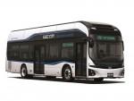 현대차가 부산 시내버스회사와 전기버스 일렉시티 첫 계약을 성사했다