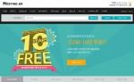 메가존의 웹서비스 사업 브랜드인 호스팅케이알이 국내 최초 아마존 웹서비스 클라우드 환경에서 도메인 서비스를 제공한다. 사진은 호스팅케이알 메인 페이지