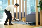 삼성전자가 프리미엄 무선 청소기 파워건을 국내 출시했다