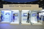 삼성전자 무풍에어컨이 중남미 최대 공조전시회 페브라바 엑스포에서 최고 혁신상을 수상했다