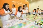 한화가 에너지공단과 함께 에너지나눔 소프트웨어 페스티벌을 9월 15일 정부세종컨벤션센터에서 개최했다.