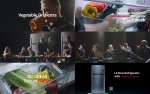LG 전자가 발표한 냉장고 속 채소로 연주하는 동영상 조회수가 8천5백만을 기록했다.