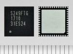 도시바가 4.5A의 기능정지 방지 피드백 구조 스테핑 모터 드라이버 신제품 TB67S249FTG를 출시했다