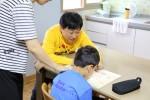 에듀윌 사회공헌위원회가 해운대 박애원 아이들과 따뜻한 만남 행사를 가졌다