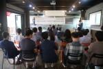 19일 화성시에 위치한 이삭애견훈련소에서 협약식이 열렸다