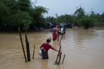 국경없는 의사회가 8월 25일 폭력 사태가 격화된 이후 42만2000여명의 로힝야족이 정착한 방글라데시 난민 캠프의 공중보건을 위해 구호를 촉구했다(Antonio Faccilongo)