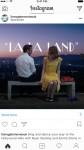 인스타그램의 월 활동사용자가 8억명을 돌파했다. 사진은 영화 라라랜드의 인스타그램 광고