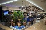세기P&C가 9월 23일 롯데백화점 부산 본점 4층에 남성들을 위한 편집샵 맨즈 아지트를 공식 오픈했다