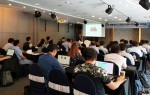 비앤컴이 25일 2017년 계명대 창업아이템사업화 창업자 2차 워크숍에서 디지털 네트워크 기반 홍보마케팅 전략 강연회를 열었다