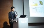 민트병원 김영선 원장이 영상의학과 개원의를 대상으로 자궁근종 MR하이푸 치료에 대해 발표했다