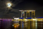 여행박사가 시내 관광과 크루즈 여행을 동시에 즐길 수 있는 싱가포르 여행상품을 선보였다. 사진은 싱가포르 마리나베이 뷰