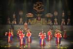 의정부시 시립무용단의 공연 모습