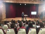 오대교수능연구소가 개최한 학부모 교육특강 강연회