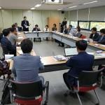 학제 간 융합연구 지원사업 연구 책임자들이 25일 한국연구재단 서울청사에 모였다