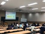 동명대가 10월 21일 디지털 다이어트전문강사 양성교육을 실시했다