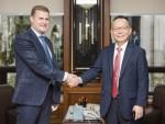 알렉세이 체쿤코프(Alexei Chekunkov) 러시아 극동개발기금 사장과 홍영표 수은 수석부행장이 러시아 극동지역 사업개발 등 상호협력 방안을 논의했다.
