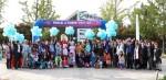 테트라팩 코리아는 지난 14일 상암동 월드컵 평화의 공원에서 진행된 희망의 걸음행사가 성황리에 개최됐다