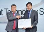 제너럴 아토믹스 에어로노티컬 시스템즈가 한국과학기술원과 업무협약을 체결했다