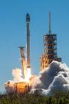 국내 유일의 위성사업자 KT SAT가 31일 오전 04시34분에 미국 플로리다 케이프 커내버럴에서 무궁화위성 5A호 발사에 성공했다고 밝혔다