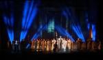 오페라 아이다 공연 장면