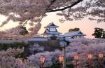 여행박사가 일본 벚꽃 크루즈여행 얼리버드 예약 할인을 실시한다. 사진은 일본 가나자와