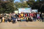 순천시장애인종합복지관이 2017년 제8회 행복한문화예술축제 One하는 세상을 개최했다