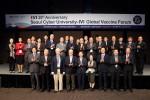 한국보건복지인력개발원이 국제백신연구소 설립 20주년 기념 글로벌 백신포럼을 개최했다