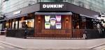 던킨도너츠가 커피 메뉴를 특화한 커피포워드 강남스퀘어 매장을 오픈했다