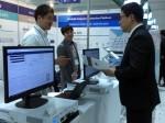 안랩이 11월 1일부터 3일까지 광주 김대중컨벤션센터에서 열린 빛가람 국제 전력기술 엑스포 2017에 참가해 자사의 보안 제품군을 소개했다
