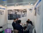 한국전력은 11월 1일부터 2일까지 BIXPO 2017이 열리고 있는 광주 김대중컨벤션센터에서 전력분야 협력 중소기업을 위한 해외바이어 초청 비즈니스 미팅 행사를 개최했다