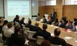 CJ프레시웨이가 11월 6일 북유럽 국가의 식음료 기업 관계자들을 대상으로 기업 교류 행사를 가졌다