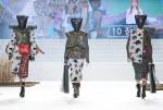 건국대 예술디자인대학 장다영 학생이 8일 강남구 학여울 전시장에서 열린 제35회 대한민국패션대전에서 은상을 수상했다
