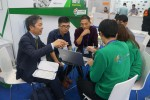 전북테크노파크가 중국의 실리콘 밸리 심천에서 개최되는 중국 최대 규모의 2017 중국 심천하이테크 페어에 5개 기업을 지원하여 참가한다