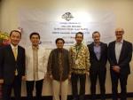 신한은행이 인도네시아 살림그룹이 진행하는 총 사업비 5억8천만불 규모의 호주 석탄광산 개발자금 조달을 위한 신디케이션에 주간사 자격으로 참여하는 금융약정을 체결했다