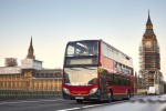 Shell and bio-bean announce that together they are helping to power some of London's buses using a biofuel made partly from waste coffee grounds