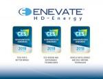 Enevate의 전기자동차용 HD-Energy® 배터리 기술이 CES 2018 어워드 3개 부문에서 수상했다