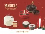 CJ푸드빌이 운영하는 신선함이 가득한 베이커리 뚜레쥬르가 크리스마스를 앞두고 시즌 한정 케이크와 음료를 선출시한다