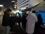 애드포라이프가 한국맥널티와 손잡고 서울빛초롱축제에서 18일~19일 기부 프로모션을 개최했다