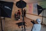 세기P&C가 11월 25일 서울 강서구 등촌동에 위치한 등촌7종합사회복지관에서 주관하는 아름다운 사진관 장수사진 재능기부 활동을 실시했다