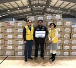 라이프오브더칠드런이 포항 지진 피해 지역에 영유아 구호 물품 지원했다
