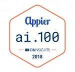 애피어가 CB Insights 100대 AI 기업에 2년 연속으로 선정되었다
