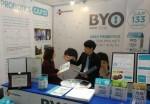 CJ제일제당이 11월 30일부터 12월 2일까지 인천 송도컨벤시아에서 3일간 열리는 2017 국제 지속가능발전을 위한 스마트 기술 및 조달 전시회에 참여해 BYO유산균 독립부스를 운영한다