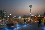 문화체육관광부가 평창 문화올림픽의 일환으로 빛과 소리, 사진을 활용한 공공미술 프로젝트 신호, 빛, 연결을 서울역 고가공원 서울로 7017에서 1일부터 약 4개월간 선보인다